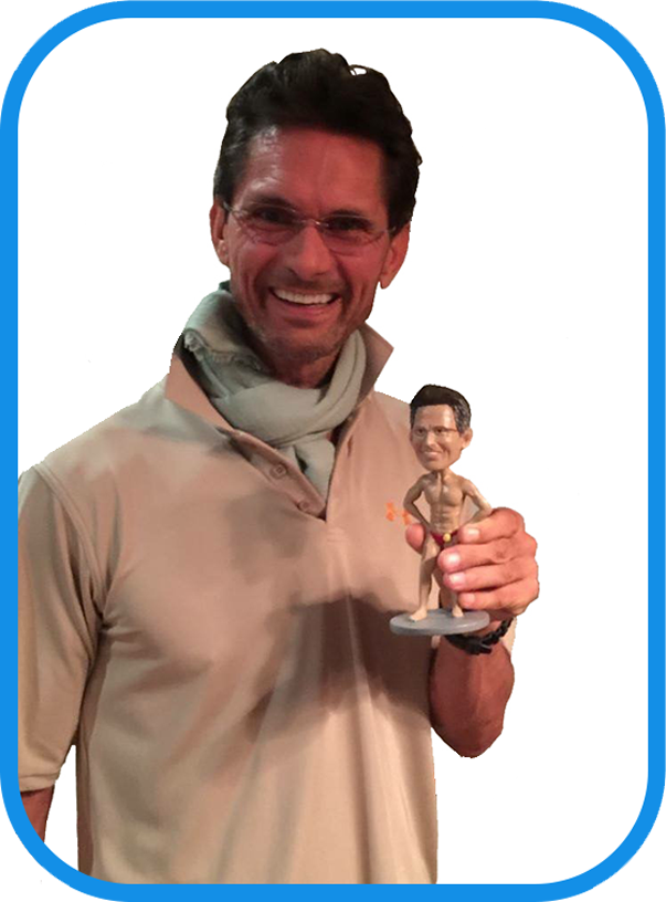 3D Personalisierte Figur